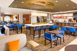 Restaurant - Courtyard by Marriott Hotel Paso Robles