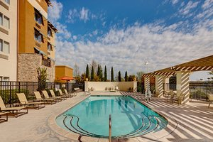 Recreation - Courtyard by Marriott Hotel Paso Robles