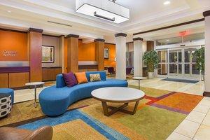 Lobby - Fairfield Inn & Suites by Marriott Jeffersontown