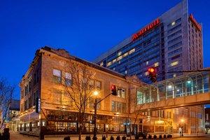 Exterior view - Marriott Hotel Downtown Louisville