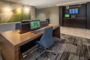 Conference Area - Courtyard by Marriott Hotel Southcenter Tukwila