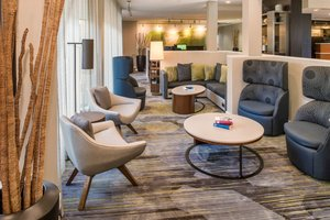 Lobby - Courtyard by Marriott Hotel Southcenter Tukwila