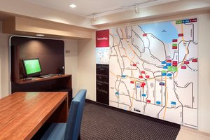Map - TownePlace Suites by Marriott Seattle South Renton
