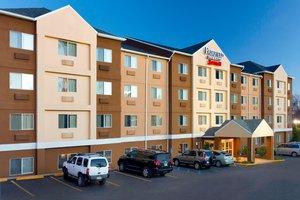 Exterior view - Fairfield Inn by Marriott Branson