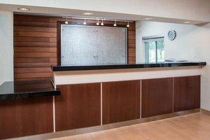 Lobby - Fairfield Inn by Marriott Branson