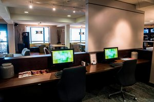 Conference Area - Courtyard by Marriott Hotel Shreveport