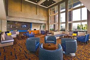 Lobby - Courtyard by Marriott Hotel Basking Ridge