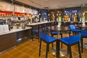 Restaurant - Courtyard by Marriott Hotel Basking Ridge