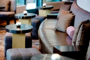 Lobby - Marriott Hotel Bayview Newport Beach