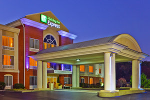 Exterior view - Holiday Inn Express Hotel & Suites East Ridge