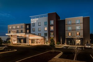 Exterior view - Fairfield Inn & Suites by Marriott Florence