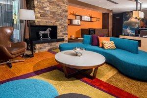 Lobby - Fairfield Inn & Suites by Marriott Florence