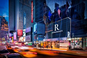 Exterior view - Renaissance by Marriott Hotel Times Square NYC