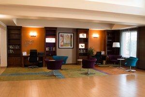 Conference Area - Fairfield Inn & Suites by Marriott Hayward