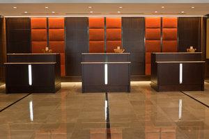 Lobby - Marriott Hotel Reagan Airport Arlington