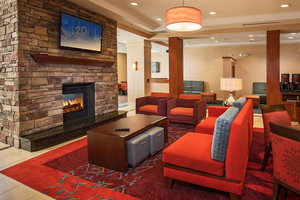 Lobby - Residence Inn by Marriott Silver Spring