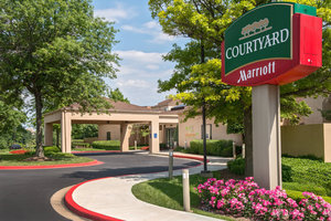 Exterior view - Courtyard by Marriott Hotel Rockville