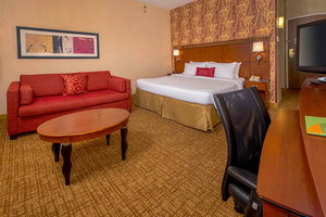 Room - Courtyard by Marriott Hotel Rockville