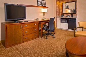 Suite - Courtyard by Marriott Hotel Rockville