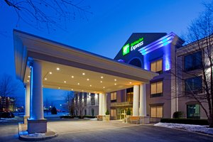 Exterior view - Holiday Inn Express Hotel & Suites Hagerstown