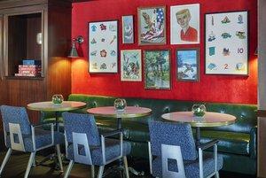 Restaurant - Graduate Hotel Madison