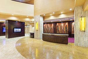 Lobby - Courtyard by Marriott Hotel La Vista