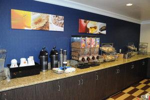 Restaurant - Fairfield Inn by Marriott Ontario