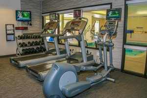 Recreation - Courtyard by Marriott Hotel Chesapeake