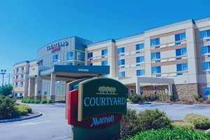 Exterior view - Courtyard by Marriott Hotel Owensboro