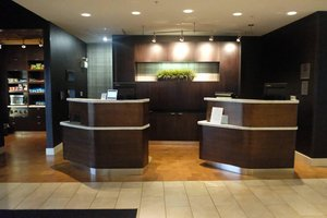 Lobby - Courtyard by Marriott Hotel Owensboro