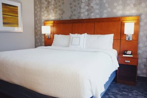 Suite - Courtyard by Marriott Hotel Owensboro