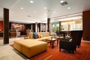 Lobby - Courtyard by Marriott Hotel Simi Valley