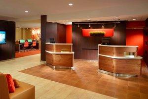 Lobby - Courtyard by Marriott Hotel West Palm Beach