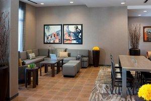 Lobby - Courtyard by Marriott Hotel Jupiter