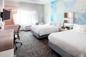 Room - Courtyard by Marriott Hotel Jupiter