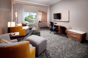 Suite - Courtyard by Marriott Hotel Jupiter