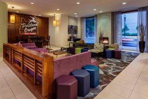 Lobby - Courtyard by Marriott Hotel Portland City Center