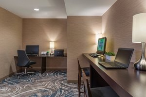 Conference Area - Courtyard by Marriott Hotel Portland City Center