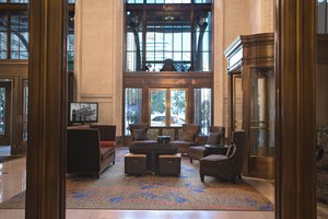 Lobby - Courtyard by Marriott Hotel Downtown Philadelphia