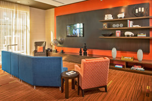 Lobby - Courtyard by Marriott Hotel Glassboro