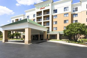 Exterior view - Courtyard by Marriott Hotel Langhorne