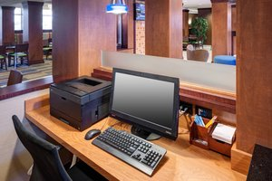 Conference Area - Fairfield Inn & Suites by Marriott Fashion Center