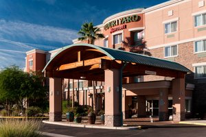 Exterior view - Courtyard by Marriott Hotel West Avondale Phoenix