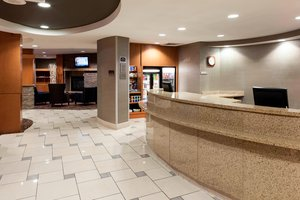 Lobby - Courtyard by Marriott Hotel West Avondale Phoenix