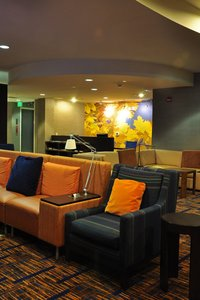 Lobby - Courtyard by Marriott Hotel Kingston