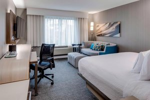 Room - Courtyard by Marriott Hotel Portsmouth