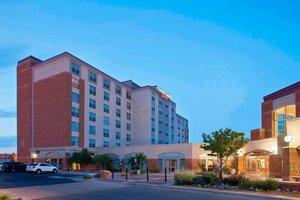 Exterior view - Courtyard by Marriott Hotel Pueblo Convention Center
