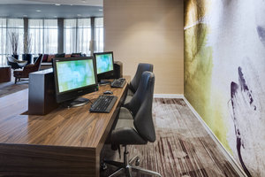 Conference Area - Courtyard by Marriott Hotel Warwick