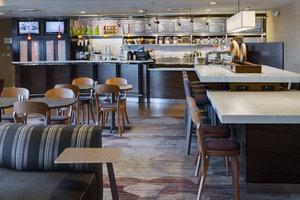 Restaurant - Courtyard by Marriott Hotel Warwick
