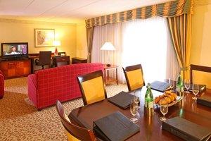 Suite - Marriott Hotel Providence